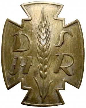 Odznaka przedwojenna D-S H-R