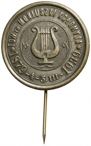Tow. im. Moniuszki, Kołomyja 1879 4-5.III 1939