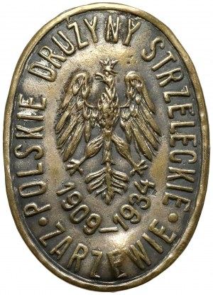 Polskie Drużyny Strzeleckie, Zarzewie 1909-1934