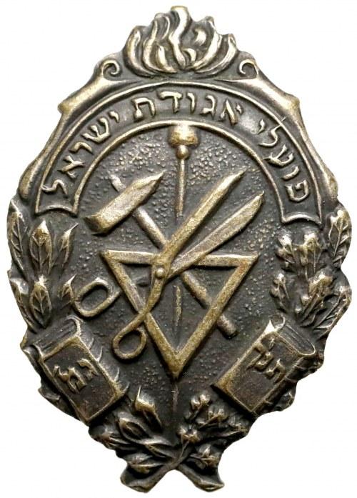 Judaika, Odznaka Stowarzyszenie Izraela