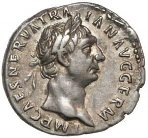Trajan, Denar Rzym (98) - Concordia