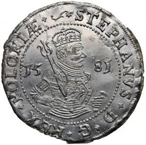 MAJNERT, Stafan Batory, Talar koronny 1581 - połączone odbitki w cynie
