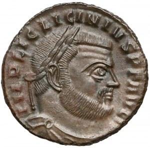 Licyniusz, Follis Siscia (313-315) - Jowisz