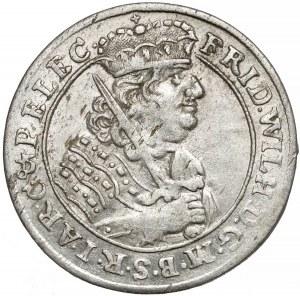 Prusy-Brandenburgia, Fryderyk Wilhelm, Ort Królewiec 1684 HS