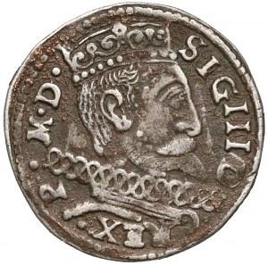 Zygmunt III Waza, Trojak Wschowa 1601 - bez L