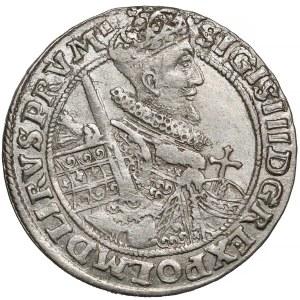 Zygmunt III Waza, Ort Bydgoszcz 1622 - PRV M+