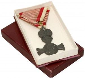 Żelazny Krzyż Zasługi 1916 z Koroną, w etui
