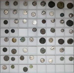 Zestaw monet antycznych (57)