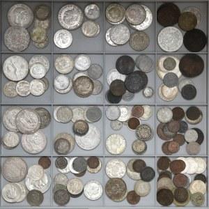 Austria, ZESTAW monet MIX
