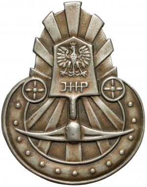 Odznaka JHP - Junackie Hufce Pracy