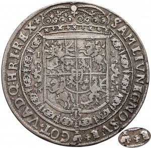Zygmunt III Waza, Talar Bydgoszcz 1628 - krzyżyk po SVE - rzadki