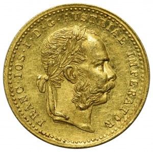 Austria, Franciszek Józef I - Dukat 1879