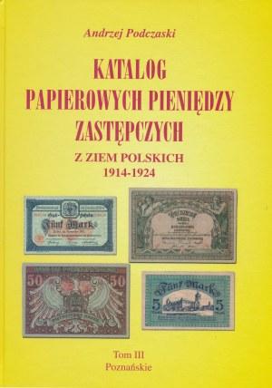 Podczaski Andrzej - Poznańskie Tom III