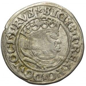 Zygmunt I Stary, Grosz Toruń 1532 - PRVS