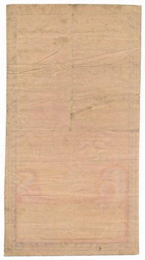 5 złotych 1794 -N.B.2- z błędem funduszuw - herbowy znak wodny