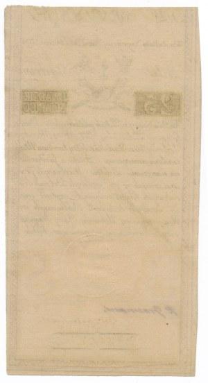 25 złotych 1794 -A- napisowy znak wodny