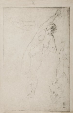 Autor nieokreślony, XIX/XX w., Akty - szkice