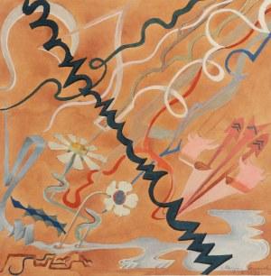 Marian KONARSKI (1909-1998), Powstanie pomysłu utworu lirycznego,1930