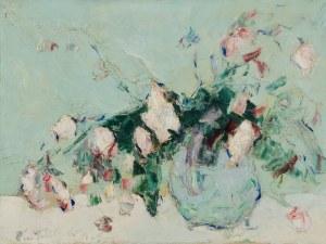 Włodzimierz TERLIKOWSKI (1873-1951), Kwiaty w wazonie, 1929