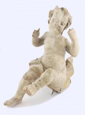 Rzeźba putto