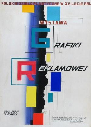 Tadeusz GRONOWSKI (1894-1990), Wystawa Grafiki Reklamowej, 1961
