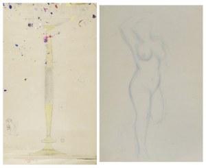 Tadeusz GRONOWSKI (1894-1990), Zestaw 5 prac
