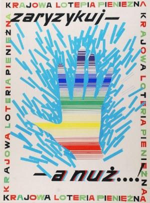 Tadeusz GRONOWSKI (1894-1990), Krajowa Loteria Pieniężna, lata 70-te XX w.