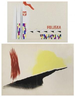 Tadeusz GRONOWSKI (1894-1990), Zestaw 5 pozycji