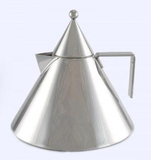 Aldo Rossi - projekt, wytwórnia: Alessi, Czajnik w kształcie stożka