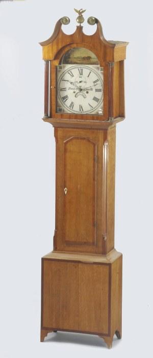 John PARKER (czynny XVIII/XIX w.), Zegar podłogowy typu long case