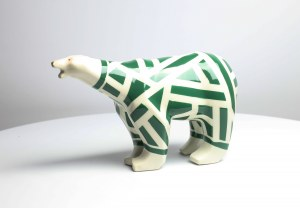 Mariusz Dydo, Polar Bear Beta model Matisse, 2017