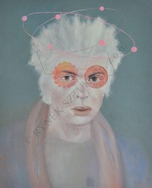 Klaudia Funkiewicz, Portret młodzieńca (2018)