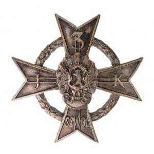 Odznaka 3 Pułk Szwoleżerów Mazowieckich