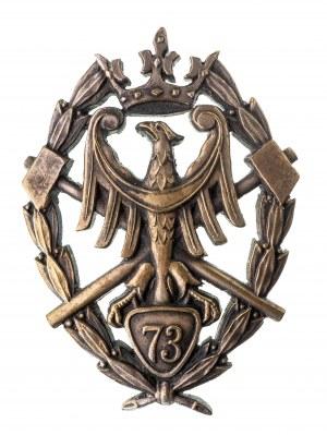 Odznaka 73 Pułku Piechoty, Katowice