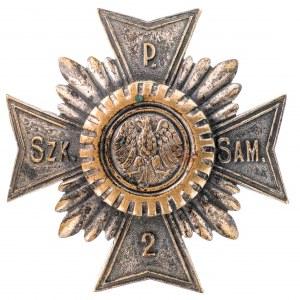 Odznaka 2 Szkolny Pułk Samochodowy