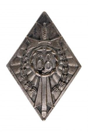 Odznaka 68 Pułk Piechoty Wielkopolskiej