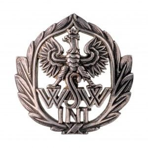 Odznaka Wyższa Szkoła Wojenna Kurs Intendentury