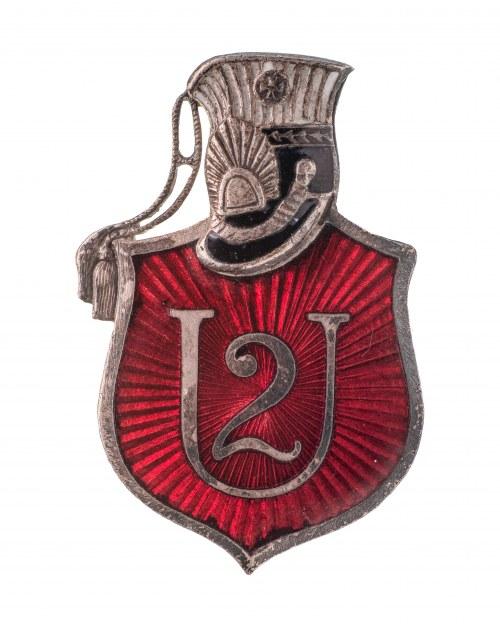 Odznaka 2 Pułk Ułanów Legionowych