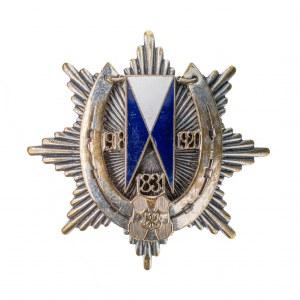 Odznaka 19 Pułk Ułanów Wołyńskich