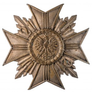 Odznaka 21 Pułk Ułanów