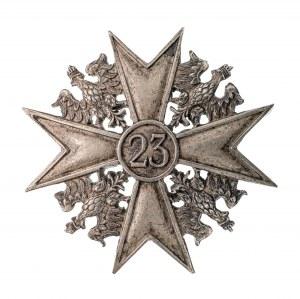 Odznaka 23 Pułk Ułanów Grodzieńskich