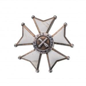Odznaka 13 Pułk Artylerii Polowej