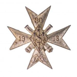 Odznaka 30 Pułk Artylerii Polowej