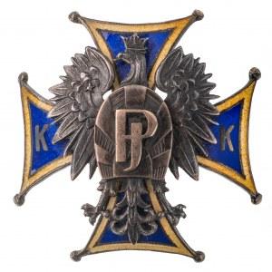Odznaka Kurs Kadetów Marszałka Piłsudskiego