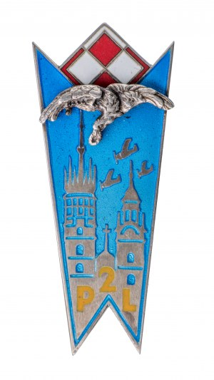 Odznaka 2 Pułk Lotniczy