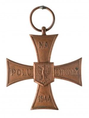 Krzyż Walecznych 1944, wzór I, odmiana II