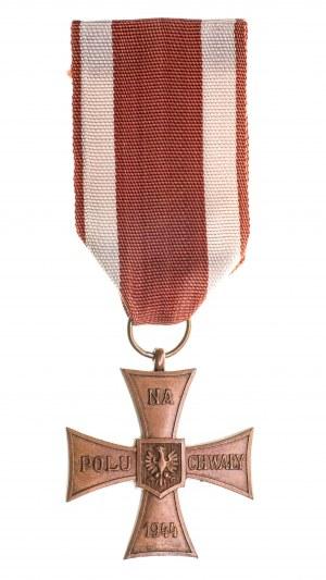 Krzyż Walecznych 1944, II wzór