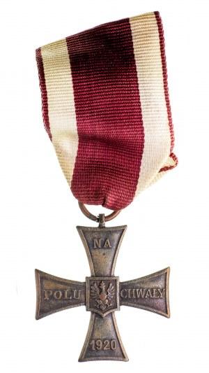 Krzyż Walecznych 1920, numer 18478, Knedler