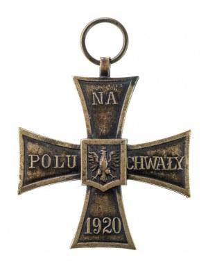 Krzyż Walecznych 1920, przypisywany Wojskom Wielkopolskim