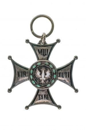 Krzyż Virtuti Militari, srebro, Knedler